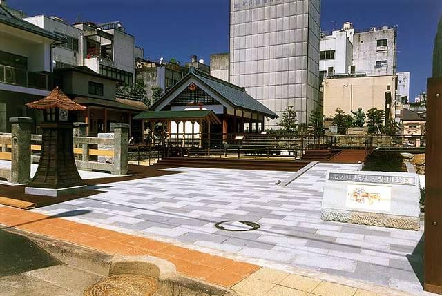 北ノ庄城址(柴田公園)