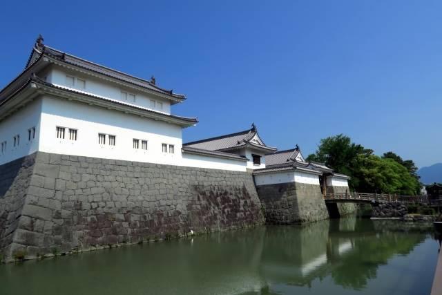 静岡市のシンボル!駿府城の東御門と巽櫓