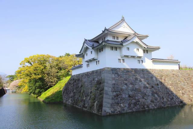 2014年に完成した、駿府城の坤櫓