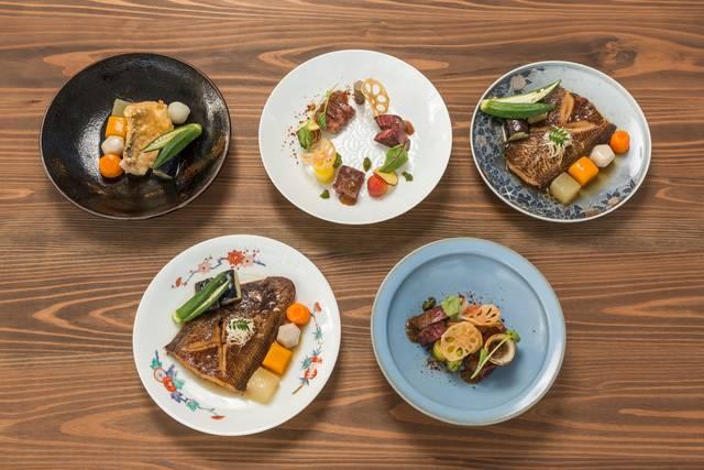 人間国宝等の器で佐賀県産食材の特別メニューが楽しめる ...