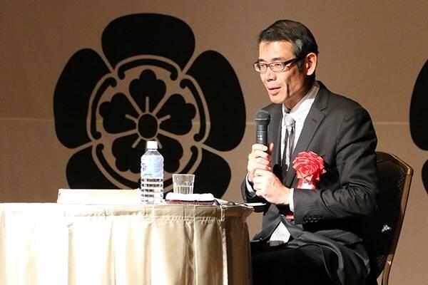 矢部健太郎先生