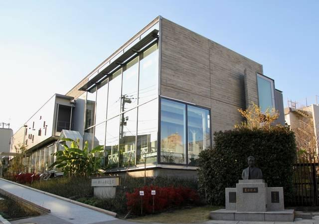 2017年9月24日に開館した新宿区立漱石山房記念館