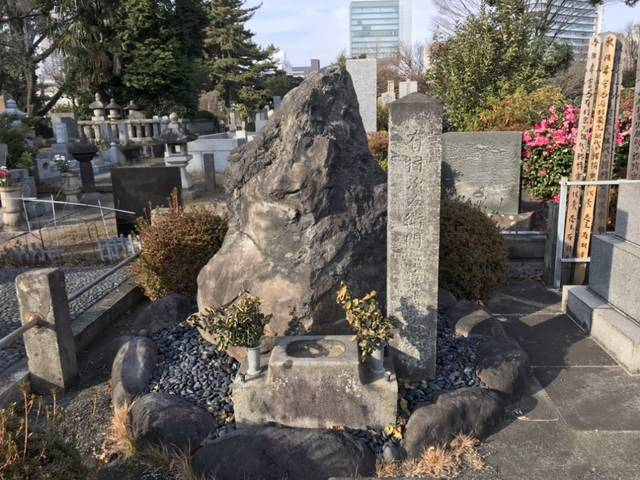 有村次左衛門の墓