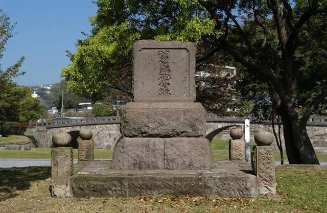 祇園之洲砲台跡(鹿児島県鹿児島市)