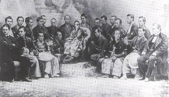 パリ万国博覧会に参加した日本の派遣団