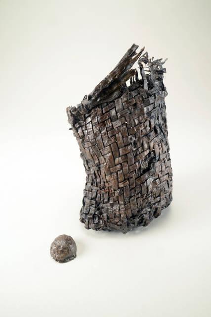 重要文化財 木製編籠(縄文ポシェット)