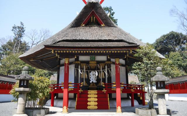 吉田神社(京都府京都市)