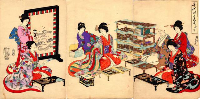 3000人もの女性がいた!江戸城の大奥