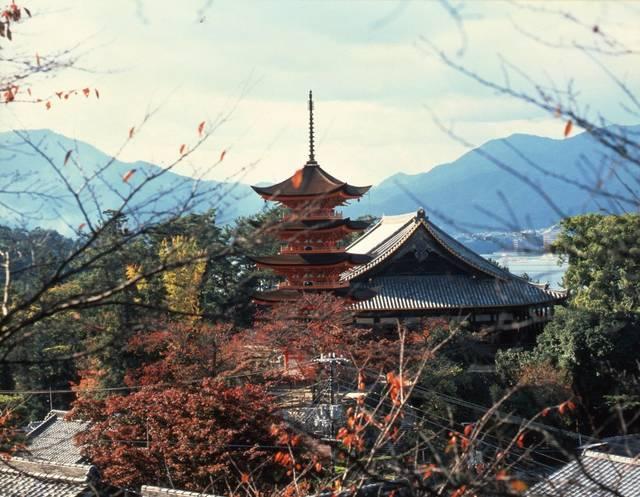 豊国神社(広島県廿日市市)
