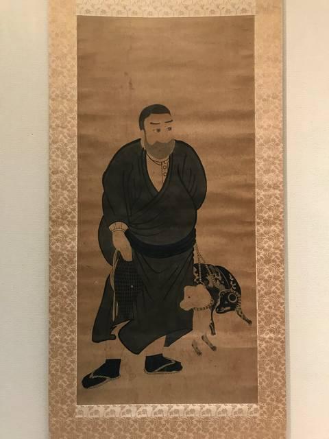 西郷隆盛肖像画