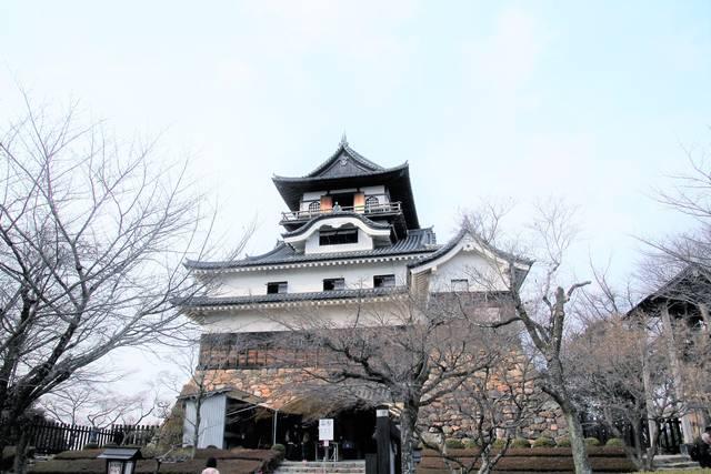 犬山のシンボル・国宝犬山城