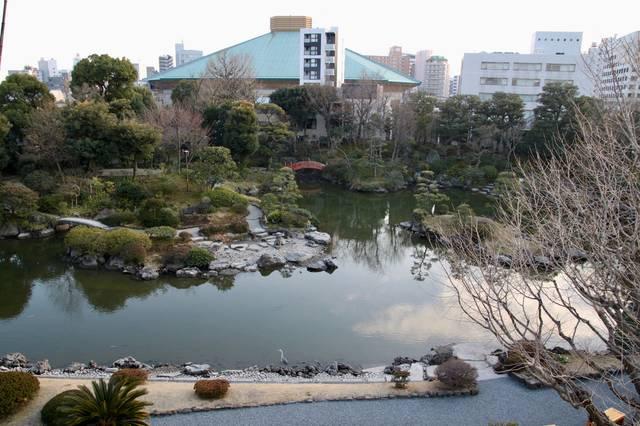 旧安田庭園