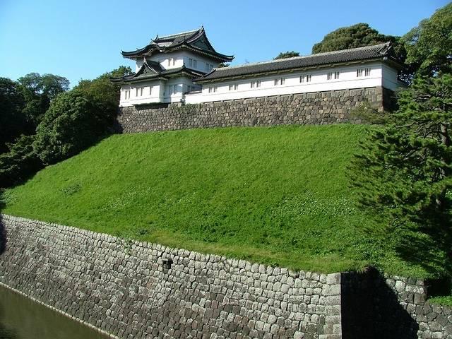 【伏見櫓】江戸時代初期に京都府の伏見城から移築されたも...