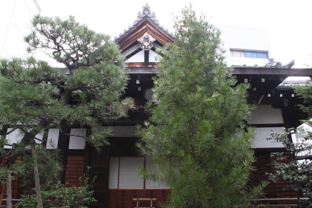 宝蔵寺 本殿