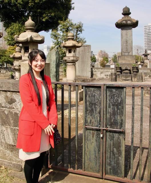 伊達宗城墓所