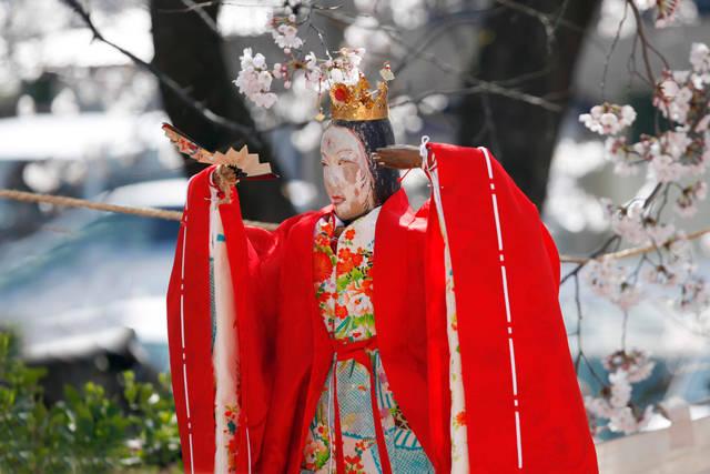 御姫様の舞