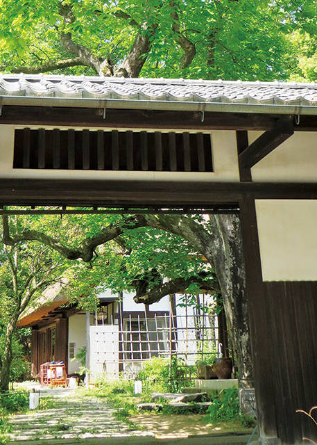旧白洲邸・武相荘(東京都町田市)