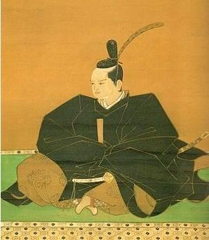 細川光尚像(永青文庫蔵)