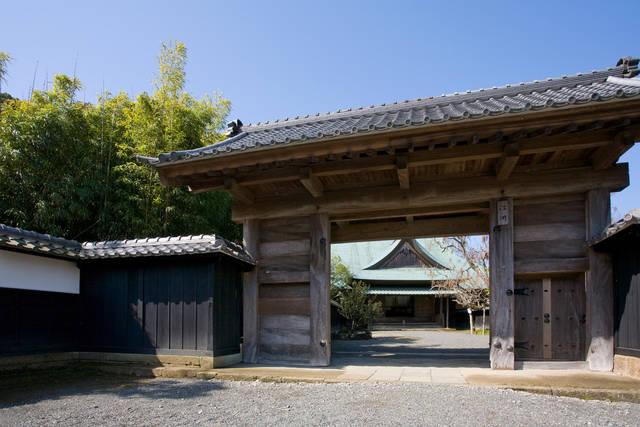 江川邸(静岡県伊豆の国市)