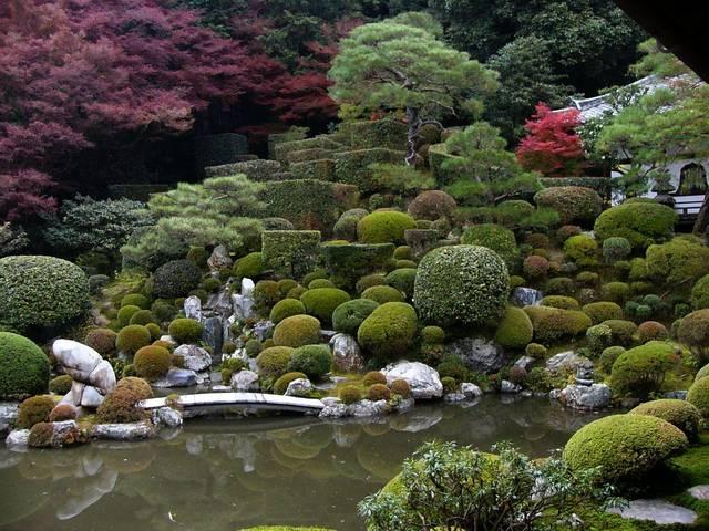 成就院庭園