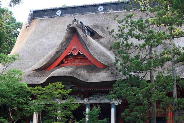 羽黒山:出羽三山神社