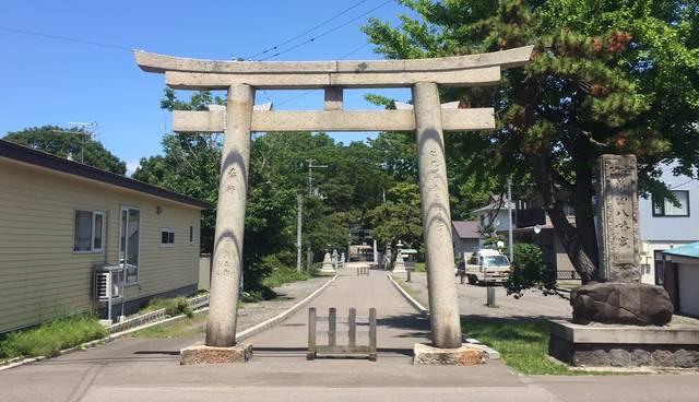 亀田八幡宮