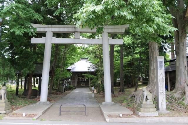 沼館八幡神社