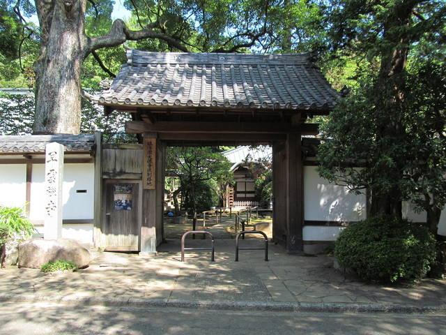 遊撃隊のお墓があるという箱根・早雲寺
