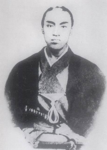 小松帯刀肖像
