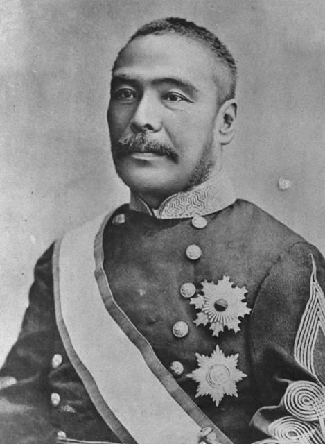 黒田清隆 (くろだ・きよたか/1840〜1900)