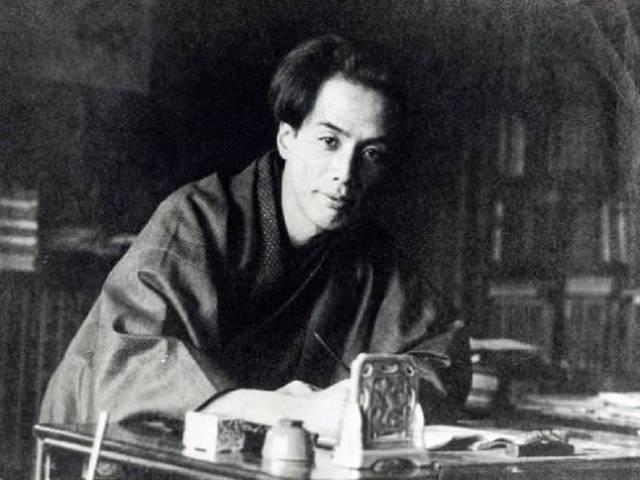 芥川龍之介の肖像