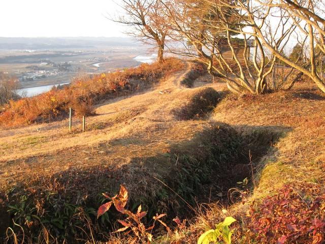 朝日山古戦場