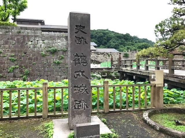 鹿児島城(鶴丸城)跡