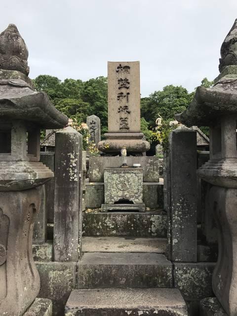 桐野利秋墓所