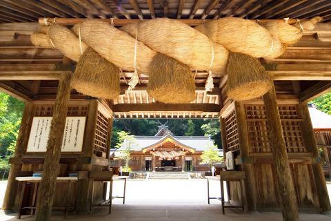 熊野大社(島根県松江市)