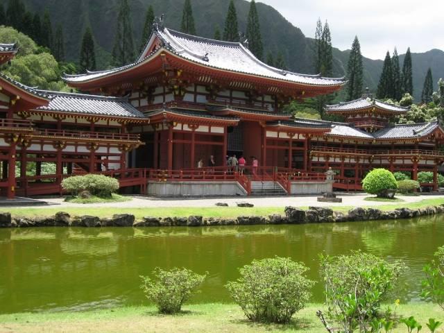 平等院鳳凰堂(世界遺産・国宝)