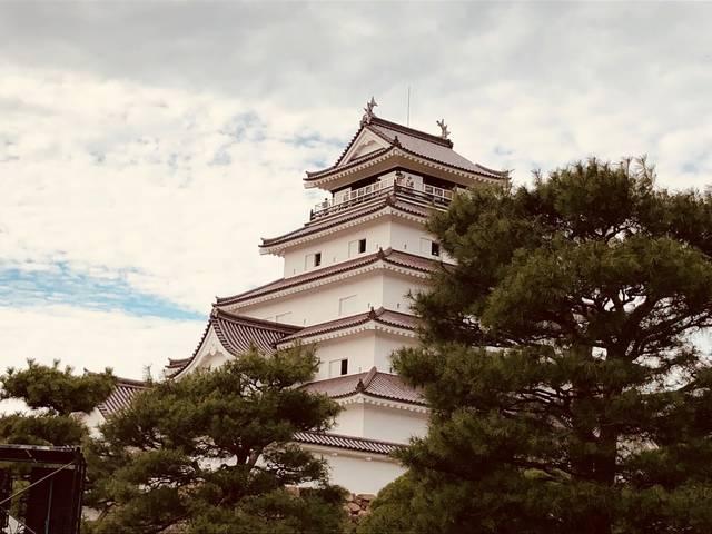 会津鶴ヶ城