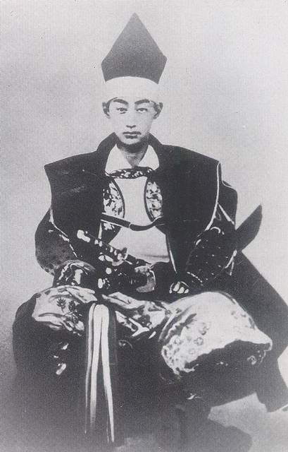 会津藩第9代藩主・松平容保公