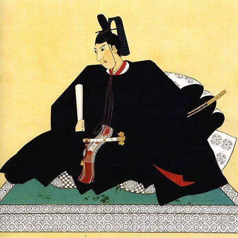 徳川家茂像(絹本著色)徳川記念財団蔵