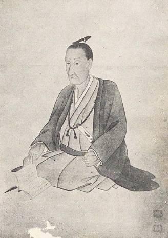吉田松陰肖像