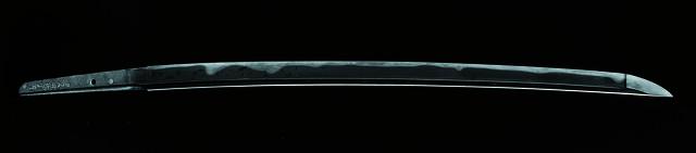 国宝 刀 名物「圧切長谷部」(福岡市博物館蔵)