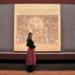 2018年の模様はこちらから!「干支にちなんだ犬作品に釘付け!歴史好きモデル・加治まやが東京国立博物館に初もうで」