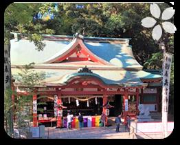 熱海歴女子旅来宮神社