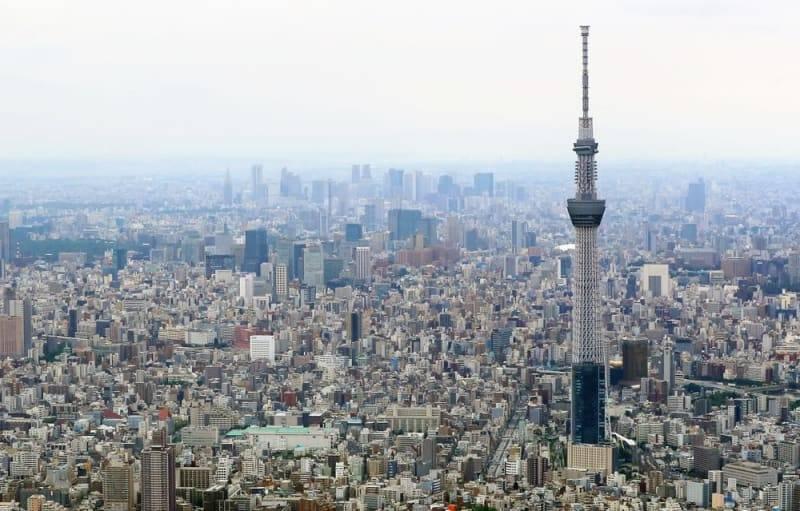 都市のオフィス不足感強く 従業員増、共有型も注目