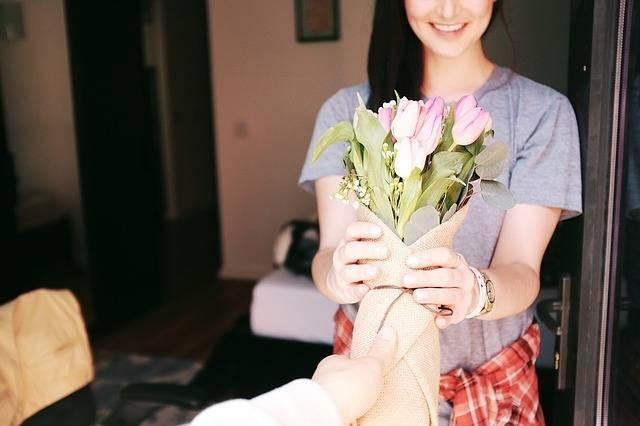 全ての花を最後まで育てる気持ち