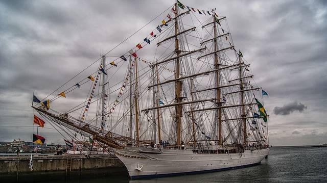 Free photo: Ship, Sea, Boating, Ships, Water - Free Image on Pixabay - 2437572 (6402)