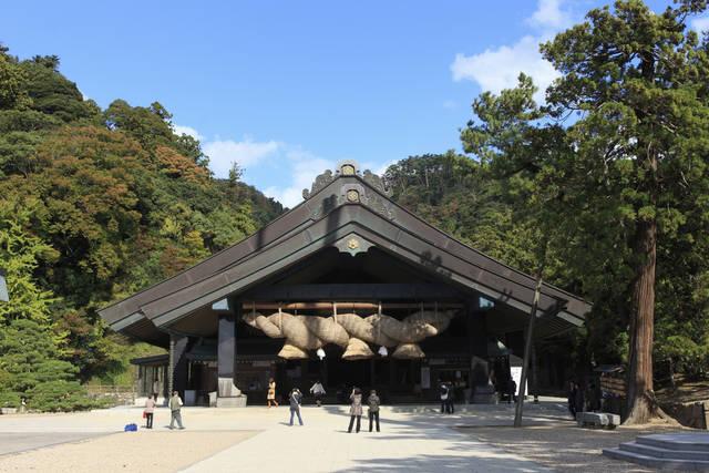 出雲大社の縁結びパワーは日本一!効果的な参拝方法とお願いの仕方