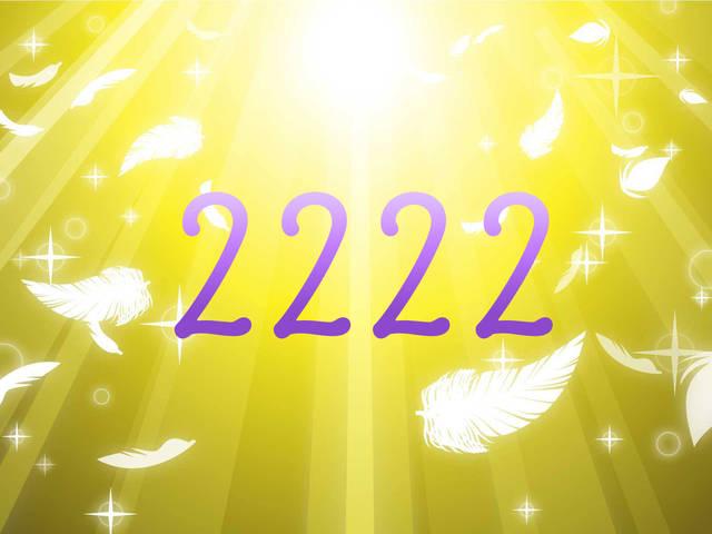 エンジェルナンバー2222の意味-恋愛や復縁など天使からのメッセージ-