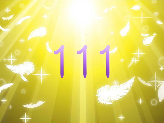 エンジェルナンバー111の意味-恋愛や復縁など天使からのメッセージ-