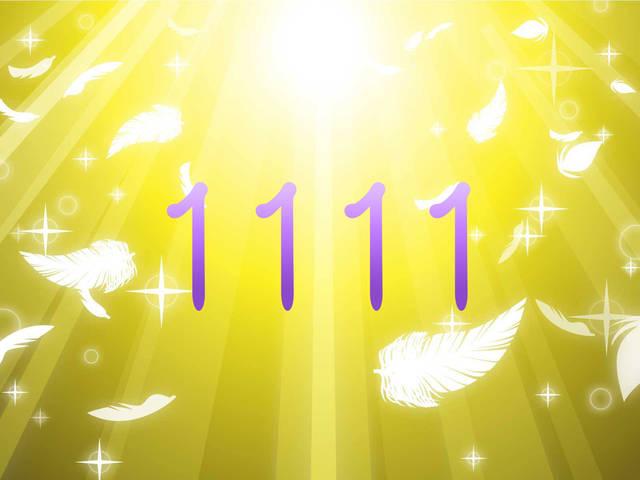 エンジェルナンバー1111の意味-恋愛や復縁など天使からのメッセージ-